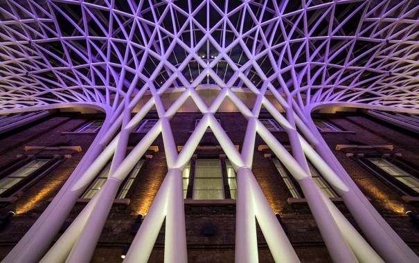 Фото обои город, здание, Лондон