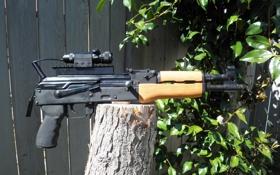 Обои оружие, Pistol, Draco AK