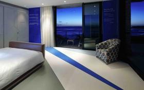 Обои дизайн, Uruguay, вилла, дом, интерьер, комната, стиль