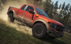 Обои машина, NFS, 2012, Need for speed, Most wanted, Ford F-150 SVT Raptor