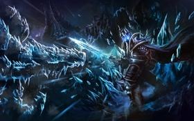 Картинка arthas, diablo, warcraft, starcraft, Azmodan, Heroes of the Storm, Abathur
