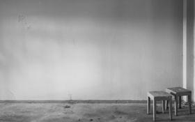 Картинка комната, стена, мебель, интерьер, минимализм, атмосфера, стул