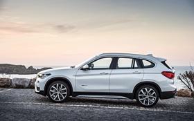 Обои бмв, BMW, xDrive, паркетник, 2015, F48, xLine