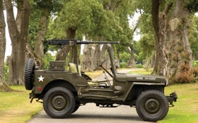 Картинка jeep, willys, m38