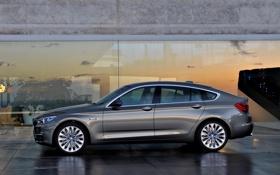 Обои машина, бмв, BMW, вид сбоку, бумер, xDrive, Gran Turismo