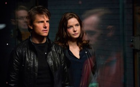 Картинка Tom Cruise, Rebecca Ferguson, Миссия невыполнима:Племя изгоев, Mission:Impossible-Rogue Nation
