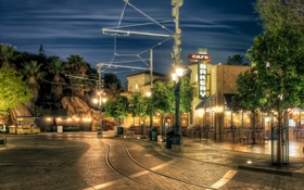 Картинка United States, California, Anaheim, Anaheim Resort