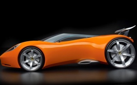 Обои Concept, Lotus, Концепт-кар
