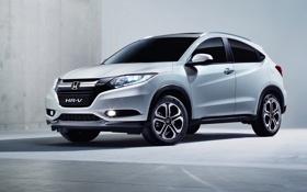 Картинка Honda, хонда, 2015, EU-spec, HR-V