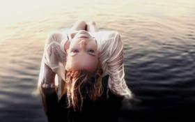 Картинка вода, мокрая, блузка