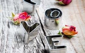Обои любовь, розы, сухие, love, rose, бутоны, wood
