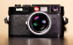 Обои Макро, фотоаппарат, объектив, Leica M9