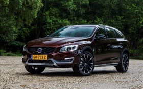 Картинка Volvo, вольво, Cross Country, V60, 2015