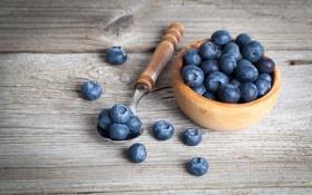 Картинка ягоды, черника, миска, fresh, blueberry, голубика, berries