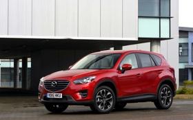 Картинка Mazda, мазда, UK-spec, 2015, CX-5