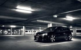 Обои Volkswagen, City, cars, auto, wallpapers, Golf, cars walls