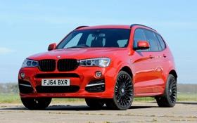 Обои бмв, BMW, альпина, UK-spec, 2014, Alpina, Bi-Turbo