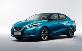 Картинка Nissan, ниссан, 2015, Lannia, ланниа