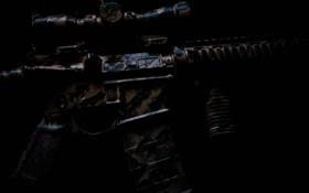Картинка оружие, автомат, AR-15, штурмовая винтовка