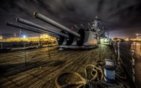 Обои USS Salem, ship, Legend Tripping
