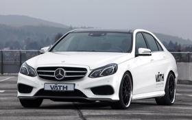 Картинка Mercedes-Benz, мерседес, E-Klasse, VATH, V50, 2015, W212