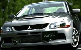 Обои Mitsubishi, Evolution, Lancer