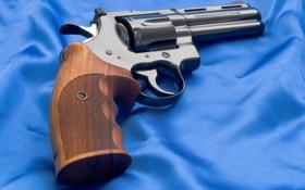 Обои Обои, Оружие, Питон, Colt, Кольт, Python, Weapons