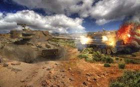 Картинка танк, USA, США, танки, WoT, Мир танков, tank