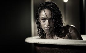 Картинка девушка, ванна, Actress, KANDYSE McCLURE