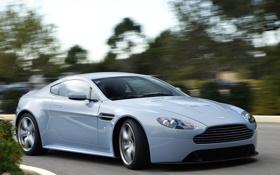 Обои Concept, обои, Aston Martin, Vantage, автомобиль, V12