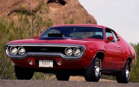 Обои машина, авто, фото, двигатель, обои, тачка, красная