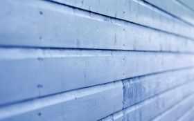 Обои стена, голубой, доски, краска, цвет, текстуры, древесина