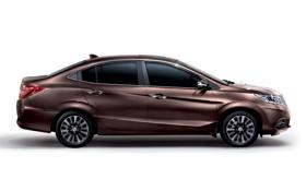 Картинка вид сбоку, хонда, Concept, Honda, Crider