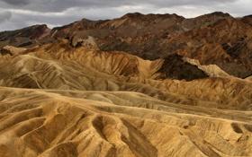 Картинка пейзаж, горы, Death Valley, National Park
