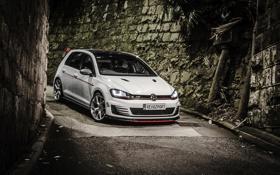 Обои RevoZport, Razor 7, 2013, Typ 5G, GTI, фольксваген, Volkswagen