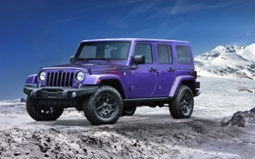Обои джип, Wrangler, Jeep, Unlimited, вранглер