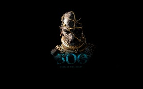 Картинка надпись, перс, черный фон, 300: Rise of an Empire, 300 спартанцев: Расцвет империи