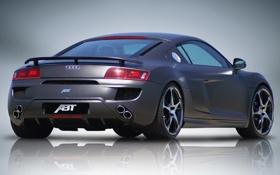 Обои Audi, ауди, тюнинг, Carbon, задок, ABT