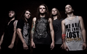 Обои Музыка, Группа, Metalcore, Miss May I