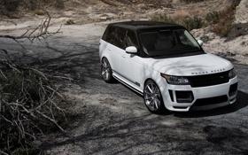 Картинка Land Rover, Range Rover, ленд ровер, рендж ровер, Vogue, 2015