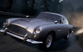 Картинка need for speed, aston martin, nfs, most wanted, 007 james bond
