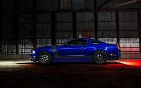 Картинка car, авто, форд, ford mustang, muscle car