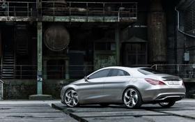 Обои авто, Mercedes-Benz, концепт, мерседес, Concept Style Coupe