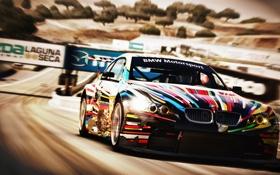 Обои машина, авто, игра, BMW, Forza