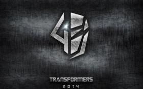 Картинка Transformers, текстура, логотип