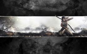 Картинка Tomb Raider, a survivor is born, Lara Croft