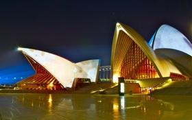 Обои город, австралия, wallpapers
