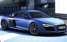 Обои Audi, Ауди, Машина, Трэк, Desktop, Car, 2012