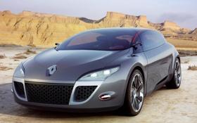 Картинка Concept, Renault, концепт-кар, Coupe, Megane