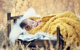 Картинка настроение, сон, ребёнок